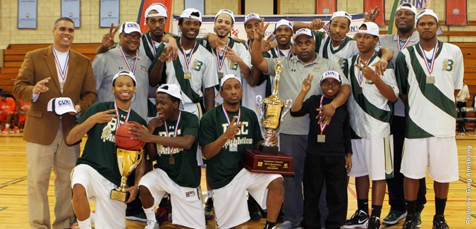 Bronx CUNYAC/Con Ed Champs 2012