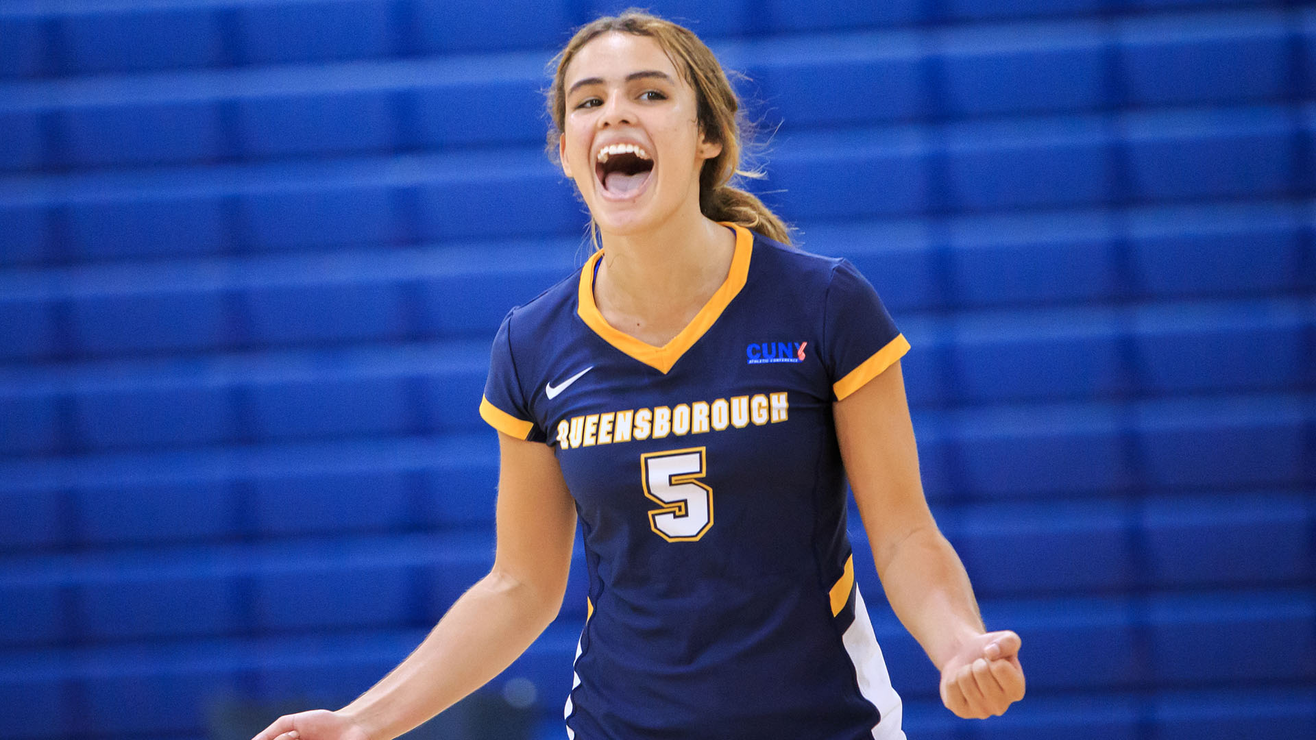 CUNYAC/Pepsi Community College Women's Volleyball Report - Week 1